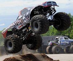 """Dodge Ram """"Monster Truck"""""""