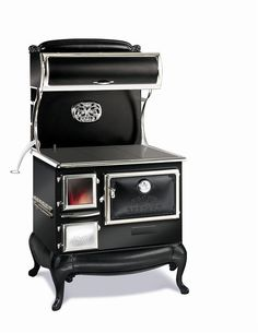 Lehman's - Elmira Fireview™ Wood Cookstove.....love the look of this!!!!
