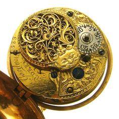 Late 18th Century Pocket Watch by Hugh Gordon of Aberdeen
