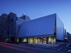 Miu Miu Aoyama Store by Herzog & de Meuron, Tokyo – Japan » Retail Design Blog