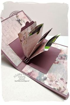 Scrap`n Chat 3 december 2017 Theezakjeshouder Pop Up Greeting Cards, Pop Up Cards, Fancy Fold Cards, Folded Cards, Gift Envelope, Halloween Tags, Scrapbook Albums, Bookbinding, Diy Cards