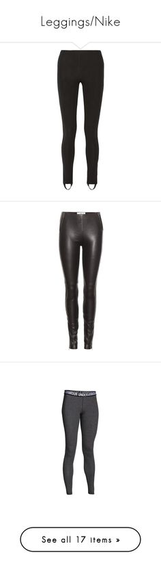 """Leggings/Nike"" by sydneyxtraexbf ❤ liked on Polyvore featuring intimates, panties, shorts, underwear, bottoms, lingerie, moschino, black, underwear lingerie and pants"