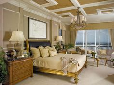 Master Bedroom furniture layout  Best of Designers' Portfolio: Bedrooms : Rooms : Home & Garden Television