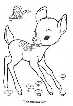 reh bilder zum ausdrucken gratis malvorlagen tiere reh