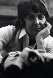 Paul McCartney and John Lennon (Reliving_Beatlemania on Xanga)
