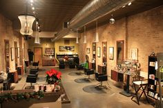 Hair Salon Decorating Ideas For Small Salons