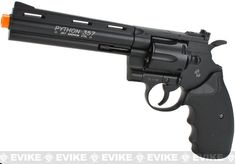 Colt Python .357 6 Airsoft CO2 Revolver by CybergunLoading that magazine is a pain! Get your Magazine speedloader today! http://www.amazon.com/shops/raeind