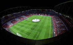 UEFA Champions League -Arsenal vs Bayern Munich at the Emirates Stadium