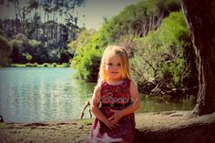 Sweetest little thing & future model or photographer! Knew exactly how she wanted her photo taken!