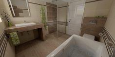 SIKO KOUPELNY Galerie tisíce inspirací Alcove, Bathtub, Bathroom, Standing Bath, Washroom, Bath Tub, Bathrooms, Bathtubs, Bath