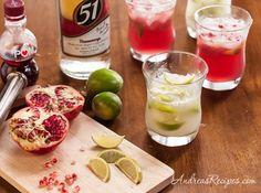 Caipirinha Cocktail from Brazil.