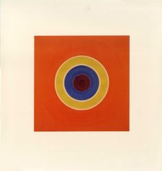 Kenneth Noland - Noon Afloat