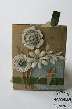"""Hobby di Carta - Il blog: PROGETTO DELLA SETTIMANA: Le mie """"wiper"""" cards by Silva"""