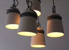 luminarias de ceramica - Pesquisa Google