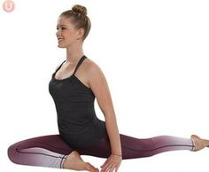 Yoga can really help your hips open up and stretch releasing tension all over, try 6 of my favorite poses. - Leo420