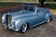 H.J. Mulliner Rolls-Royce Silver Cloud Drophead Coupe
