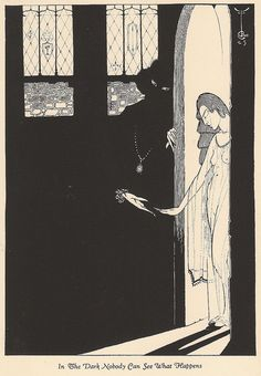 Ray Coyle, Illustration for Jugend, 1929