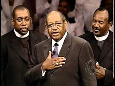 Bishop G.E. Patterson - After the Dust Settles - YouTube