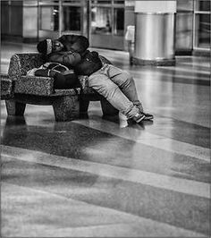 Jason Joseph's entry for the 2013 Photo District News Contest, from his series: Asleep While Commuting Click to Vote