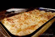 Κρέπες με τυριά και αλλαντικά Cookbook Recipes, Cooking Recipes, The Kitchen Food Network, Crepes, Cooking Time, Food Network Recipes, Food To Make, Macaroni And Cheese, Brunch
