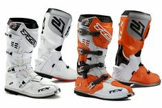 TCX launches two new colours for its motocross and off-road Pro 2.1