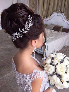 Elstile Long Wedding Hairstyle Ideas 14 / http://www.deerpearlflowers.com/26-perfect-wedding-hairstyles-with-glam/3/