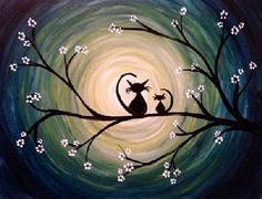Paint Nite Ventura | Cisco's Mexican Restaurant Westlake Village 07/08/2015