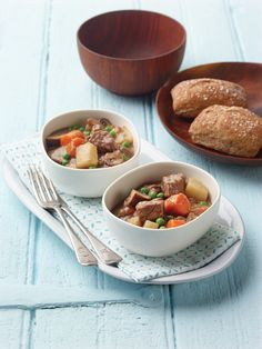 """Classic Beef Stew from the NEW """"The Perfect Diabetes Comfort Food Collection,"""" by Robyn Webb"""