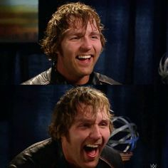 Dean's reaction about people saying he's gonna turn on Roman at Summerslam
