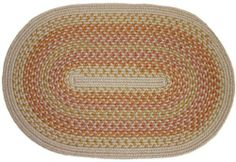 Millennium Braided Rugs - Sunrise 8' Round Braided Rug by Rhody Rugs. $339.99. Crafted from luxuriously soft wool blend. 8' Round Braided Rug. Quality Crafted in New England. Guaranteed to lie flat!. Available in matching Chair Pads and Stair Treads!. Millennium Braided Rug Collection are the finest and most luxurious braided rugs available. These rugs are crafted from 75% wool and 25% polypropylene, giving you the softness of wool underfoot with the added durability of polypr...