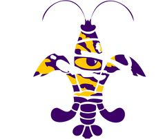LSU Inspired Tiger Eye Crawfish Fleur de lis Adhesive by CarTats Mardi Gras, Family Car Decals, Lsu Tigers Football, Louisiana Art, Silhouette Cameo Projects, Vinyl Projects, Car Pictures, Art Images, Vinyl Decals