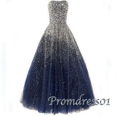 Pretty sparkly long prom dress, Disney inpired sequin prom dress for teens #coniefox #2016prom