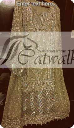 Make on order Pakistani Wedding Outfits, Pakistani Bridal, Bridal Outfits, Saree Wedding, Pakistani Dresses, Indian Dresses, Bridal Dresses, Indian Anarkali, Indian Suits