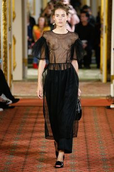 Simone Rocha | Spring 2016 | Look 5