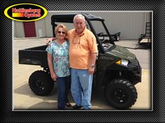 Thank you Roger Jordan from Ellisville MS for getting your 2017 Polaris Ranger 500 at Hattiesburg Cycles. #polaris