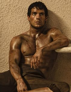 Henry Cavill auditioned for the lead role in Batman Begins but lost out to Christian Bale. Description from britsunited.blogspot.com. I searched for this on bing.com/images
