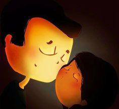 Anjo Nice: O amor não faz sofrer.