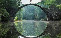 Senais Velna tilts Vācijā