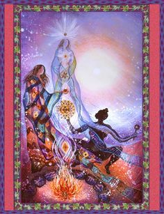 the Divine Feminine - magical metaphors of identity - earthly and divine connectivity - fluid adaptability - reverent being-hood Ancient Goddesses, Gods And Goddesses, Mary Magdalene And Jesus, Dream Moon, Earth Book, Sacred Feminine, Divine Feminine, Book Of Kells, Spirited Art