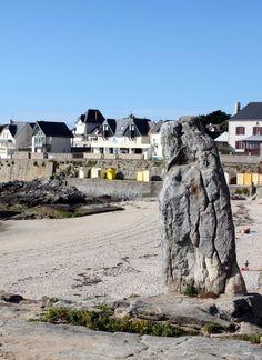Batz-Sur-Mer,sur la côte sauvage vers Le Croisic