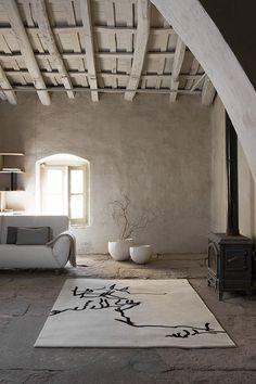 Rustico e minimal: perfetto! #dreamhome