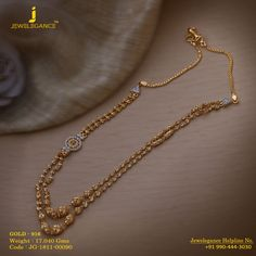 Gold 916 Premium Design Get in touch with us on Gold Chain Design, Gold Bangles Design, Gold Earrings Designs, Gold Jewellery Design, Necklace Designs, Gold Ring Designs, Gold Necklace Simple, Gold Jewelry Simple, Gold Mangalsutra Designs
