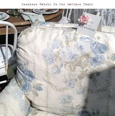 Rachel Ashwell's blog about Rachel Ashwell Shabby Chic Couture, vintage furniture, flea markets, washable slipcovered furniture, custom bedding.