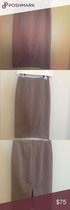 RED Valentino Pencil Skirt Size 38 (US XS-S) Classic style RED Valentino pencil skirt. Wore it only couple times for big official work meetings   (I don't wear skirts that often). Length 26in, waist approximately 28, hips 32-35. RED Valentino Skirts Pencil