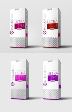 Noodles Design - Hialurox packaging BRAND DESIGN World Brand Design Society│Home of Corporate and Consumer Brand Design Drug Packaging, Packaging World, Medical Packaging, Bottle Packaging, Cosmetic Packaging, Label Design, Box Design, Branding Design, Package Design
