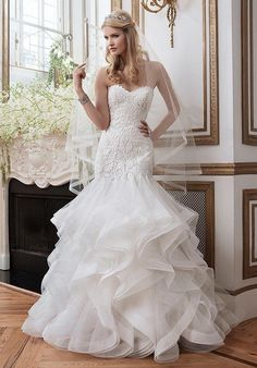 Justin Alexander 8795 Wedding Dress - The Knot