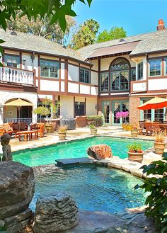 Magnificent English Tudor Estate (Long Beach, California | Equity Brokers)