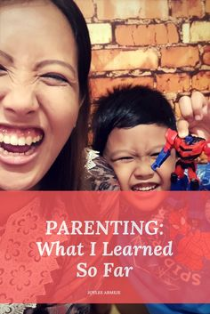 Parenting a millenial could be different from the experiences my mom told me about raising me. Here are the lessons I learned from parenting a five-year-old son.