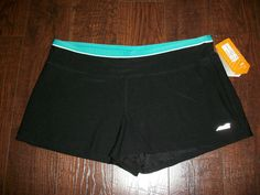 NWT AVIA WOMEN'S WORKOUT SHORTS, SZ LARGE. EXCELLENT CONDITION! #Avia #Shorts