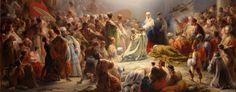 A luz é a verdadeira protagonista da Adoração dos Magos - PÚBLICO
